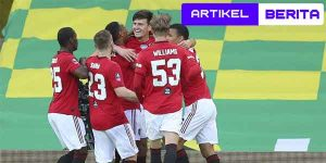 Hasil Laga Norwich City versus Manchester United